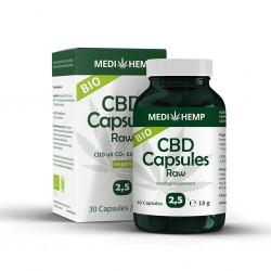 Medihemp cbd capsules raw...