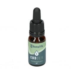 Hemplife cbd olie 5%
